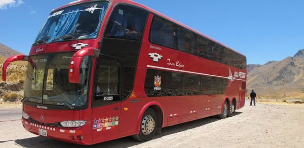 Ticket bus Puno – La Paz / direct service <span>(6hrs.)</span>