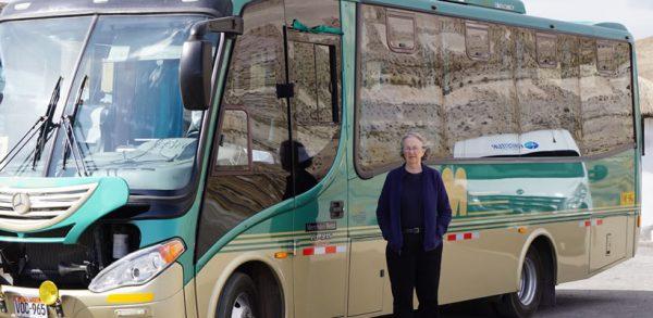 Ônibus Puno – Chivay – Vale do Colca – Arequipa <span>(2D/1N)</span>