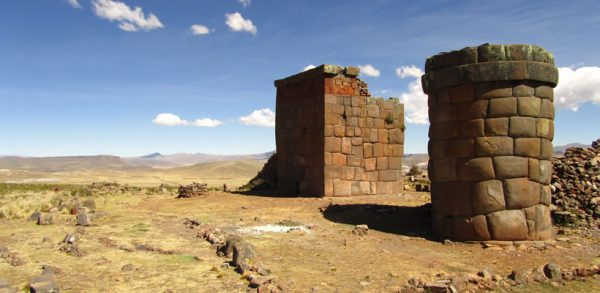 Private tour to chullpas of Cutimbo – Puno <span>(½D-AM.)</span>