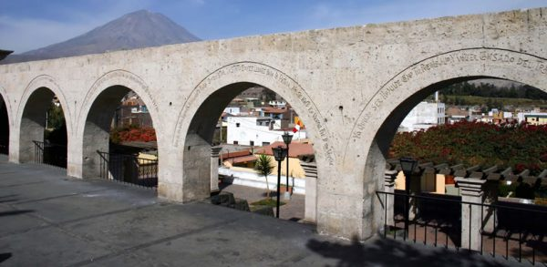 Arequipa city tour <span>(½D-PM.)</span>