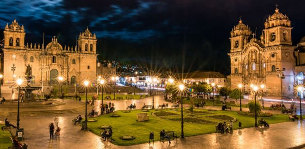 City tour Cusco <span>(½D-PM.)</span>