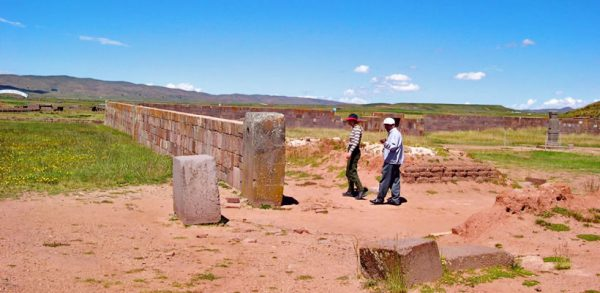 Passeio privado Puno – Tiahuanaco – La Paz <span>(1D)</span>
