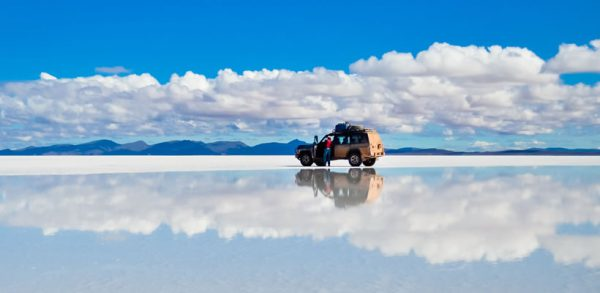 Passeio no salar de Uyuni de La Paz <span>(3D/2N)</span>