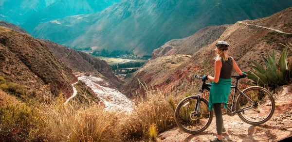 Biking Moray and salt mine, Sacred valley<span>(1D)</span>
