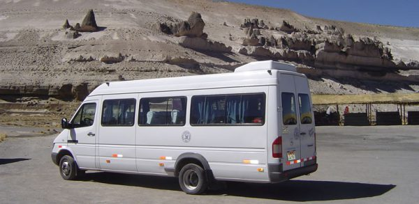 Private Transfer from Puno to Desaguadeo – La Paz – Kasani – Copacabana – Arequipa – Chivay – Colca Canyon – Cusco